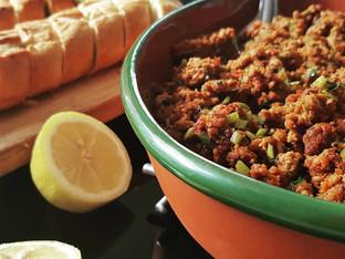 Quorn Mince Stir Fry - Easy dinner