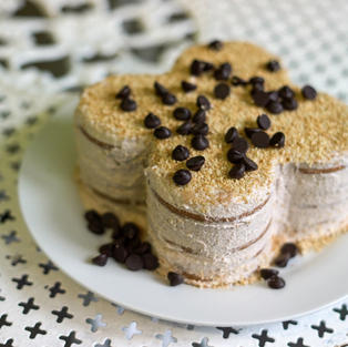 Bolacha Cake
