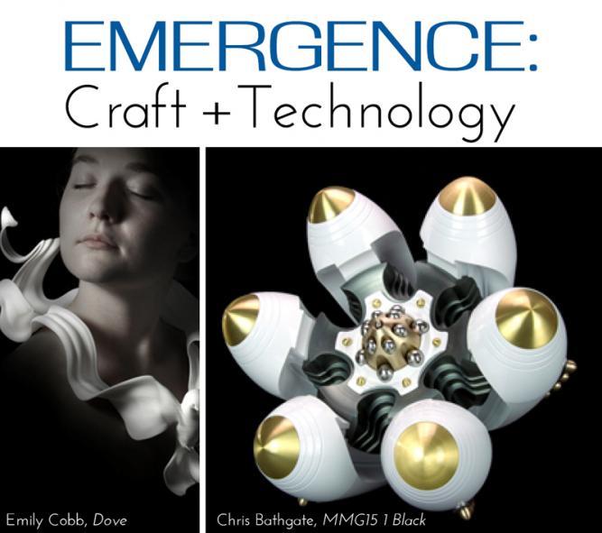 2015 Emergence : Craft + Technology
