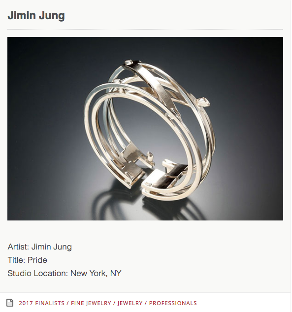 Fine Jewelry Professional Finalist