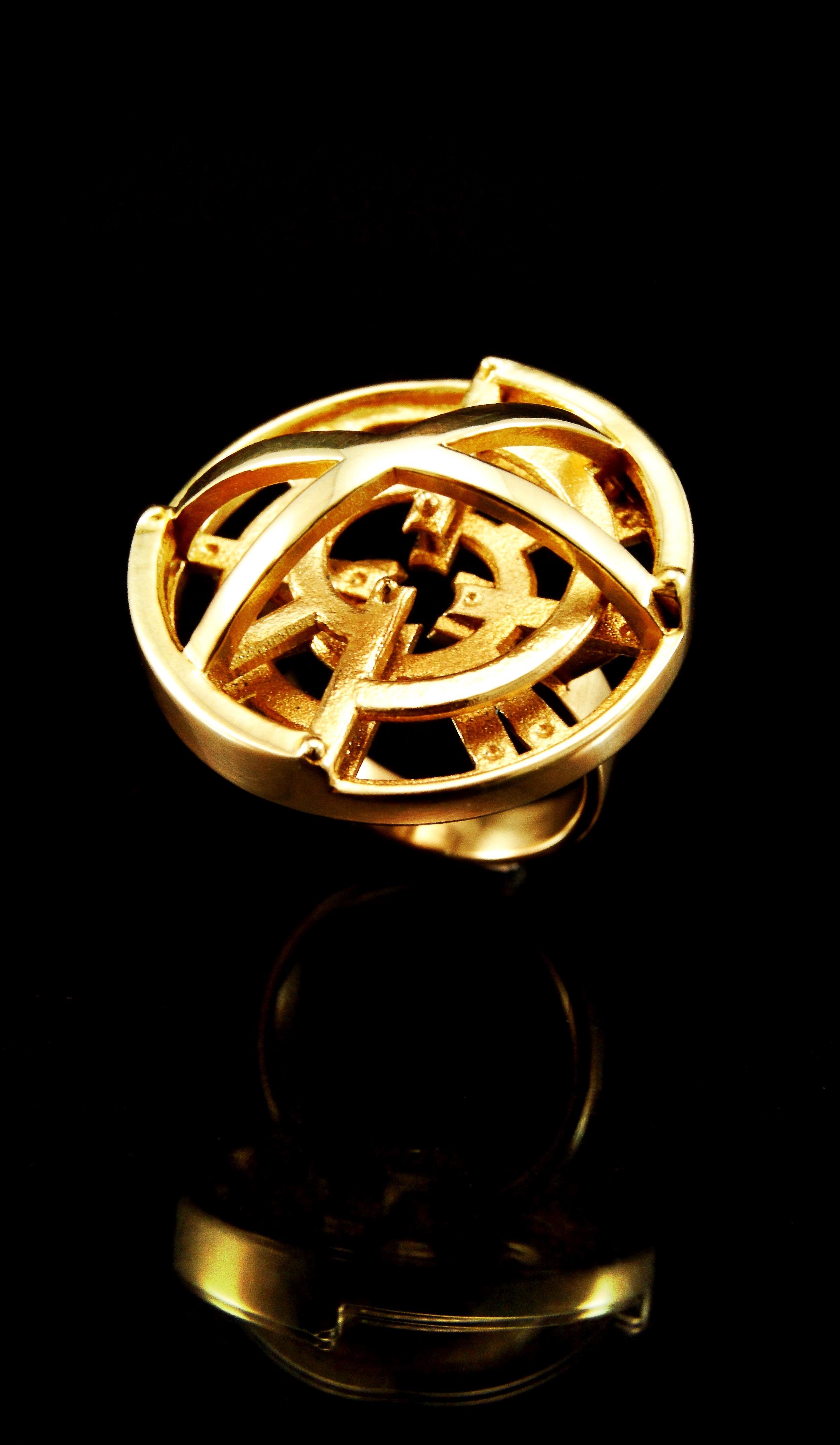 Sunlight ring