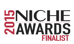 2015 NICHE awards Student Finalist