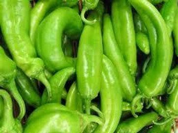20lbs Fresh Green Chile
