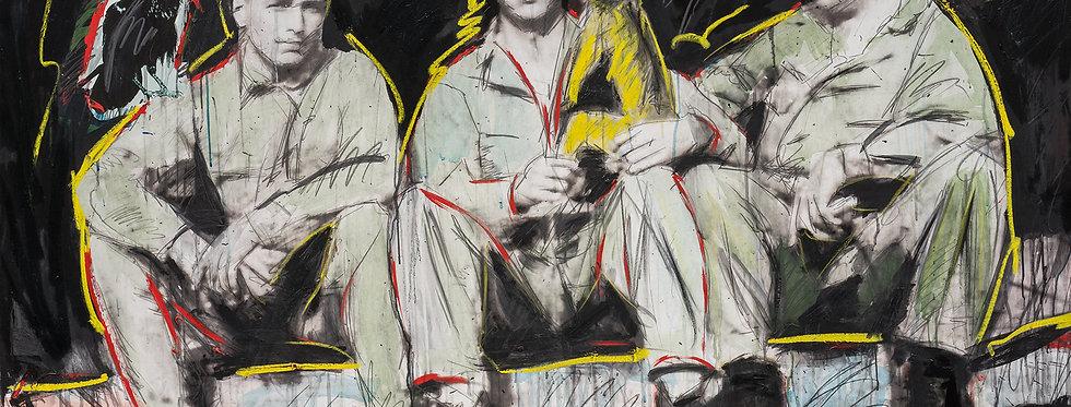John with Yellow Monkey
