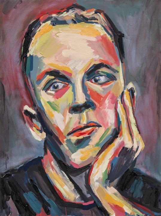 Self Portrait II
