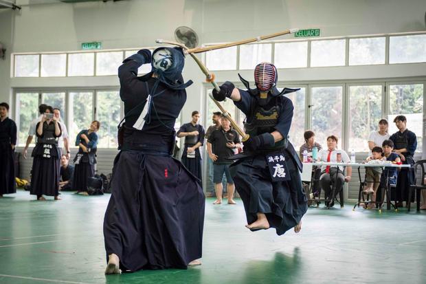 Hamachidori Dojo Participating at the Kakuya Cup 2019