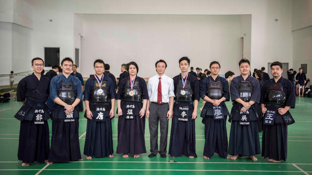 Hamachidori Dojo at the Kakuya Cup 2019