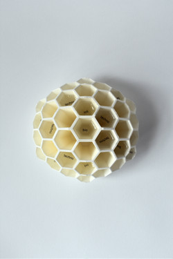 artificial honeycomb (2020)