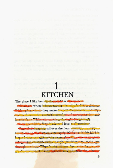 Kitchen, Sarah J. Sloat, 2019