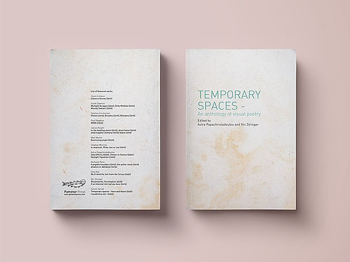 Temporary Spaces Exhibition Catalogue