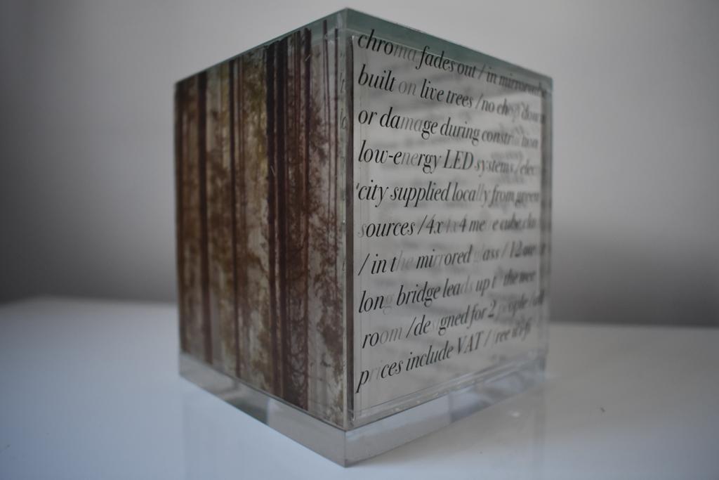 mirrorcube (2018)