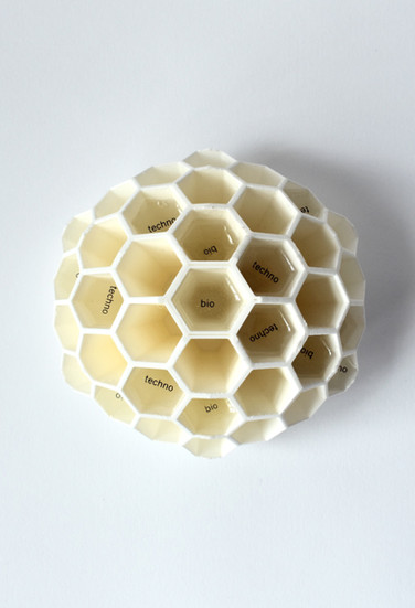 artificial honeycomb, Astra Papachristodoulou, 2020