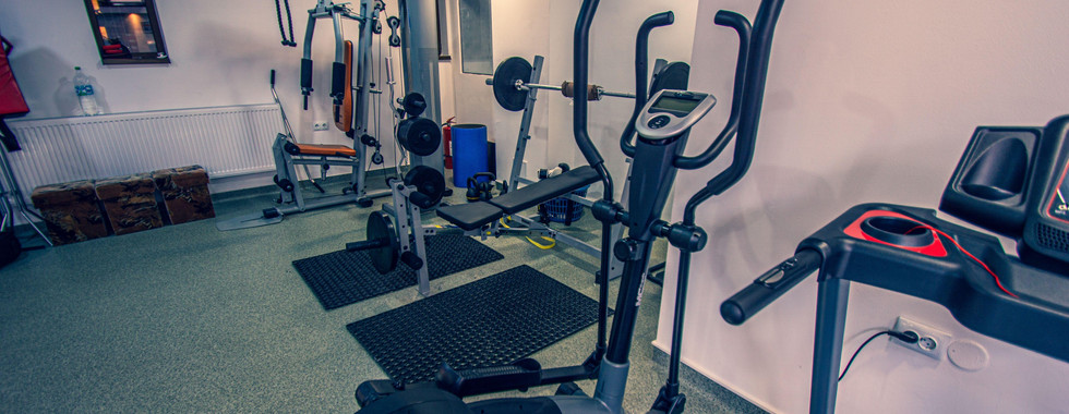 Sala fitness - cardio