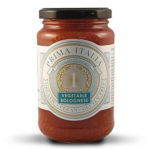 Organic Vegetable Bolognese Sauce