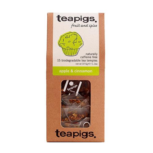 Apple & Cinnamon, 15 tea temples