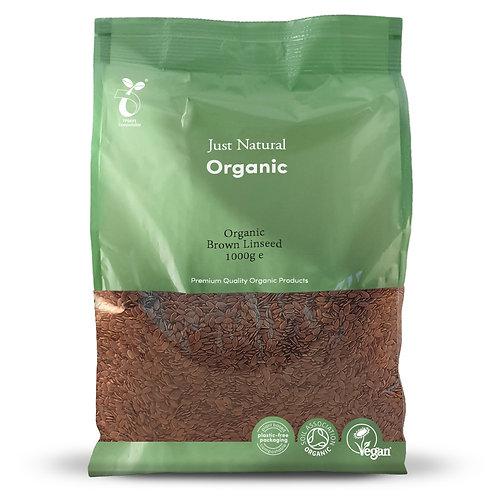 Organic Brown Linseed
