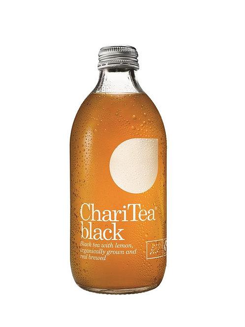 Black Organic Fairtrade Iced Tea with Lemon