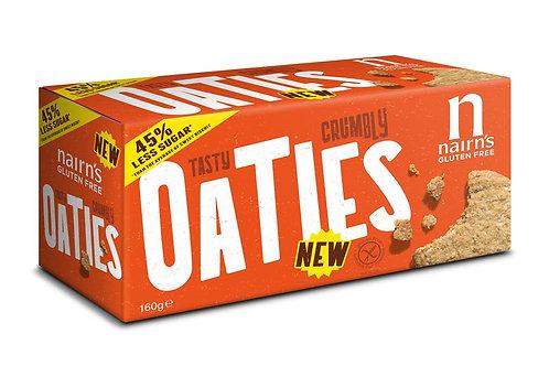 Gluten Free Oaties
