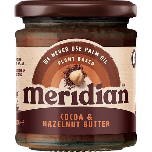 Cocoa & Hazelnut Butter