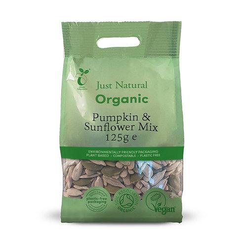 Organic Pumpkin & Sunflower Mix