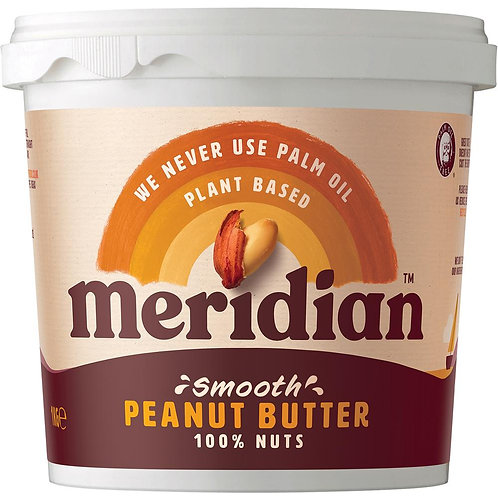 Smooth Peanut Butter 100%