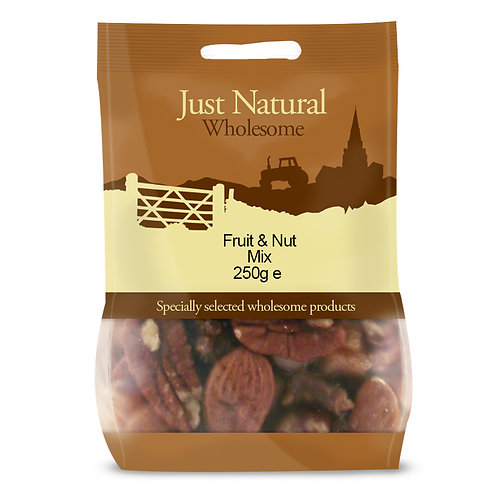 Mixed Fruit & Nuts 250g