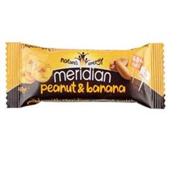 Peanut & Banana Bar