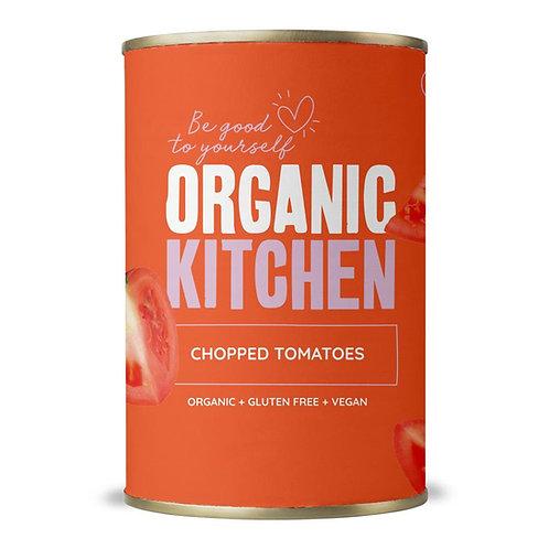 Organic Chopped Tomatoes
