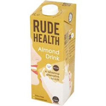 15% OFF Organic Non-Dairy Almond Drink 1L