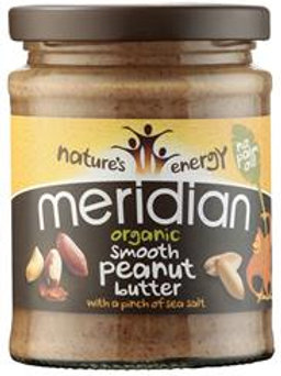 Organic Smooth Peanut Butter With Salt