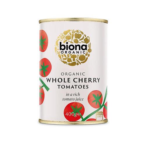 Whole Cherry Tomatoes Organic