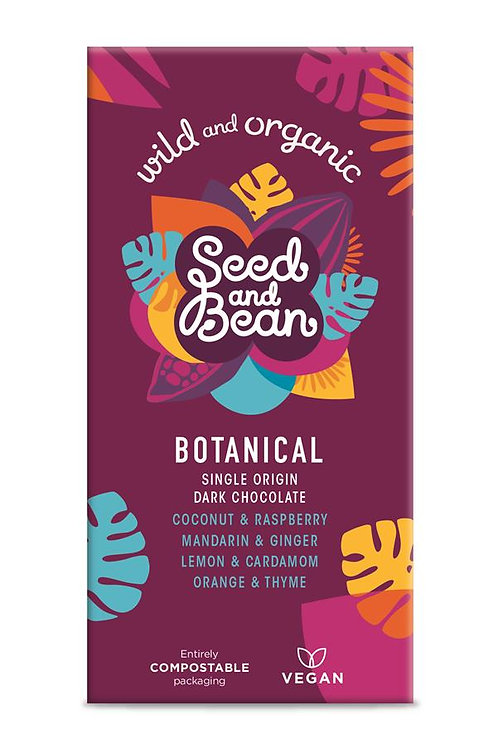 Organic Seed & Bean Botanical Collection