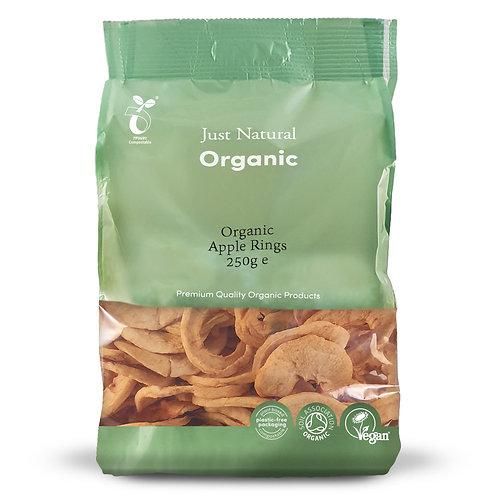 Organic Apple Rings