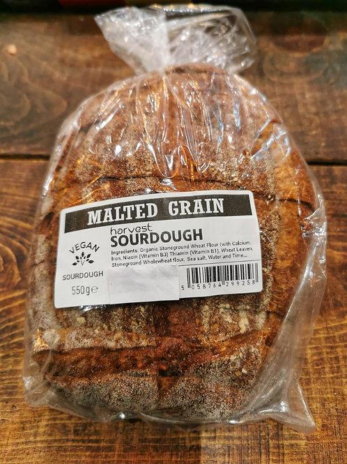 Sourdough Bread - Malted Grain
