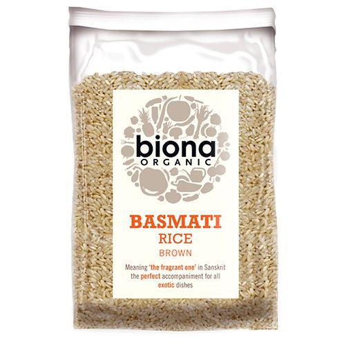 Basmati Brown Rice Organic