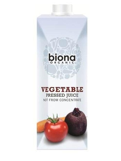 Vegetable Juice Pressed