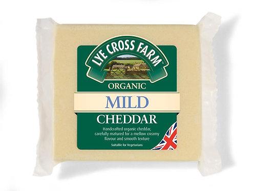 10% OFF Organic Mild Cheddar
