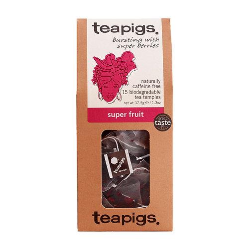 Super fruit, 15 tea temples