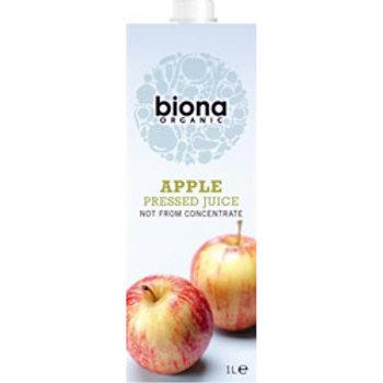 Apple Juice -Pressed - Organic 1000ml