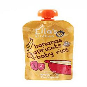 Baby Rice - Banana & Apricot