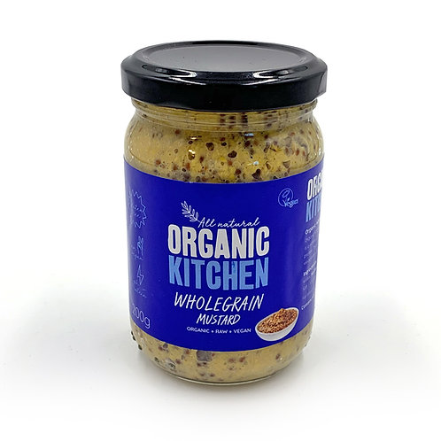 Organic Kitchen Mustard Wholegrain