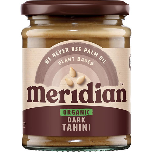 Organic Dark Tahini