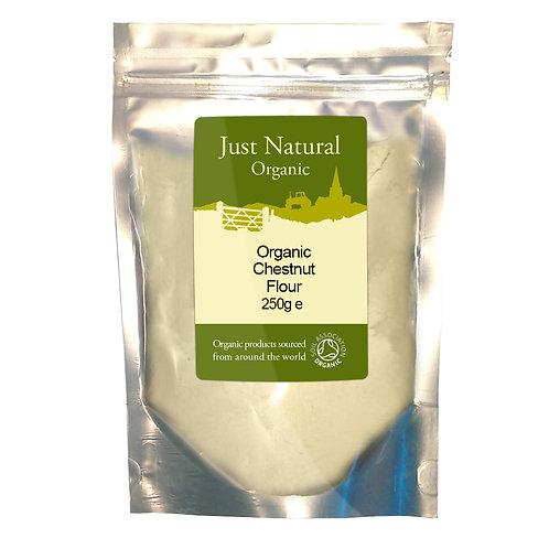 Organic Chestnut Flour