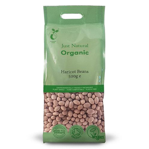 Organic Haricot Beans
