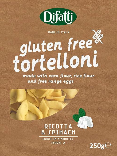 Difatti Gluten Free Ricotta & Spinach Tortelloni