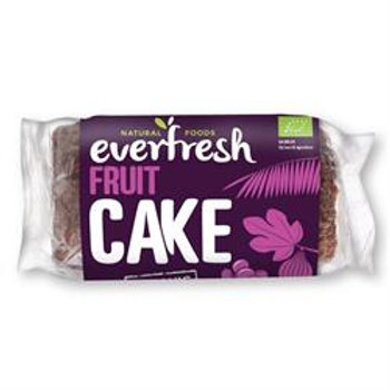 Organic Sprouted Fruit Cake