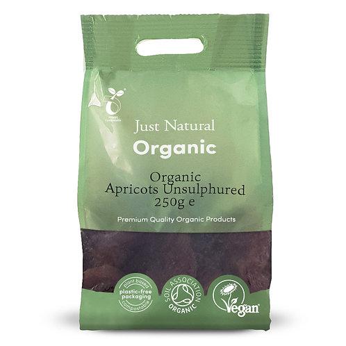 Organic Apricots Unsulphured
