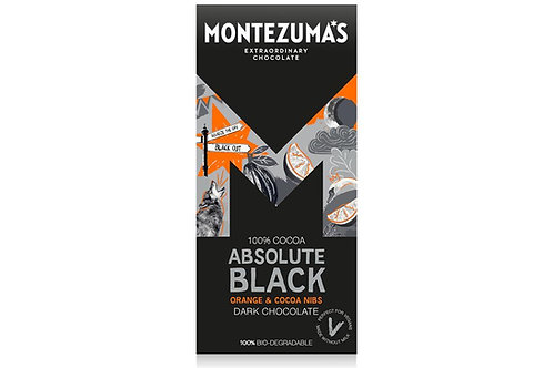 15% OFF Absolute Black 100% Cocoa with Coco Nibs and Orange