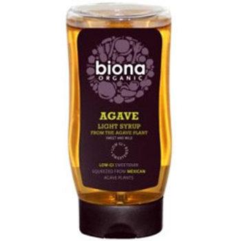 Agave Light syrup Organic