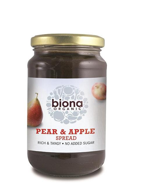 Organic Pear & Apple Spread - no added sugar
